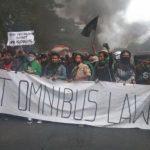 Hindari Macet, Ini 10 Lokasi Rencana Aksi Tolak UU Cipta Kerja di Makassar