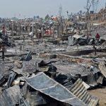Masih Misterius, Pengungsian Rohingya Terbakar, 15 Tewas dan 400 Hilang