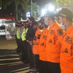 Giat Gabungan Polres Ketapang Imbau Masyarakat Disiplin Protokol Kesehatan