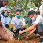 Edi Ajak Warga Peduli dan Cinta Lingkungan