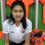 Disorot FIFA, Zahra Muzdalifah Disebut Prospek Terpanas Sepak Bola Wanita