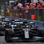 Valtteri Bottas Rebut Pole Sprint Race F1 GP Italia