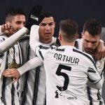 Coppa Italia: Ronaldo Dua Gol, Juventus Kalahkan Inter Milan 2-1