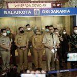 Penularan Covid-19 di Jakarta Meroket, Anies: Sepekan Kasus Aktif Naik 50 Persen