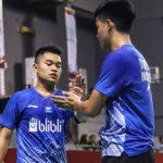 Leo/Daniel Keok, Ganda Putra Indonesia Gagal ke Final Thailand Open 2021