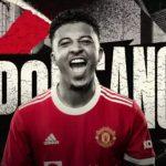 Manchester United Rampungkan Transfer Jadon Sancho, Eks Man City Resmi 'Merah'