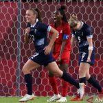 Olimpiade Tokyo: Inggris dan Kanada Lolos Perempat Final