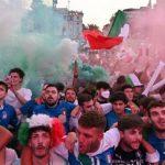 FIGC: 1.000 Suporter Italia Terbang ke London untuk Final Euro 2020