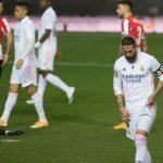 Real Madrid Disingkirkan Klub Kasta Ketiga di Copa del Rey