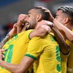 Menang 1-0 atas Mesir, Brasil Lolos ke Semifinal Olimpiade Tokyo