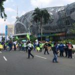 Massa Buruh Hendak Demo Omnibus Law di DPR Bubarkan Diri, Kenapa?