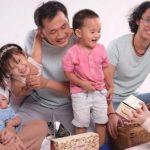 Deretan Anak Artis Terinfeksi Covid-19, Terbaru 2 Putri Zaskia Adya Mecca