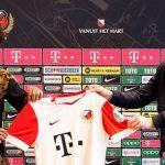 Potret Kerennya Bagus Kahfi Pakai Batik saat Resmi Diperkenalkan FC Utrecht