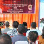 Bupati Kapuas Hulu Instruksikan Camat Semitau Soal Pelayanan Administrasi
