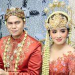 Rosiana Dewi Tahan Tangis Dinikahi Handika Pratama