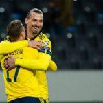 Video Assist Keren Zlatan Ibrahimovic yang Bawa Swedia Menang