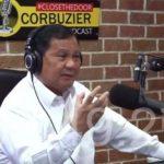 Podcast 'Bersejarah' Deddy Corbuzier dan Prabowo, Bahas Alutsista sampai Alien