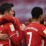 Bayern Gilas Hoffenheim, Frankfurt ke Posisi Tiga