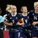 Olimpiade Tokyo: Tim Putri Britania Raya Bungkam Chile 2-0