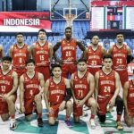 Timnas Basket Indonesia Tak Gentar Dikepung Tim Kuat di FIBA Asia Cup 2021
