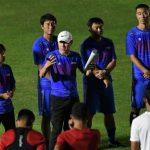 Shin Tae-yong Minta Kompetisi di Indonesia Kembali Bergulir