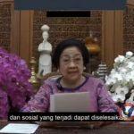 Megawati: Petugas Partai Kalau Tidak Manut Silahkan Out!