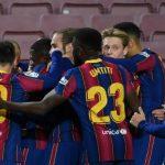 Barcelona Susah Payah Singkirkan Granada 5-3