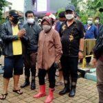 Banjir Jakarta, Kemensos Salurkan Bantuan Logistik ke Jatipadang