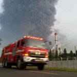 Bos Pertamina: Kebakaran Bukan di Kilang, Tapi di Tangki BBM