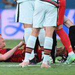 Belgia vs Italia: Roberto Martinez Ungkap Kondisi Terkini Hazard dan De Bruyne