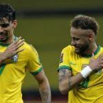 Brasil vs Ekuador: Neymar Bantu Selecao Menang 2-0