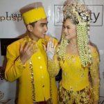 Resmi Menikah, Lutfi Agizal dan Nadya Indry Buktikan Hubungannya Bukan Setingan