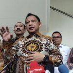 Beri Wejangan Selaku Senior, Tito Sudah Panggil Listyo Sigit Pak Kapolri