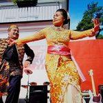 Keren! Pesta Rakyat di Stockholm Sajikan Kesenian Hingga Kuliner Asli Indonesia