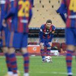 Lionel Messi Bertahan di Barcelona, Rela Potong Gaji