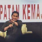 Erick Thohir Bakal Bentuk Holding BUMN Panas Bumi Tahun Ini