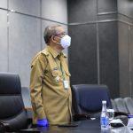 Gubernur Kalbar Ikut Rakernas Akuntansi Pelaporan Keuangan Secara Daring