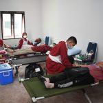 Tanamkan Solidaritas Nilai Kemanusiaan, Bang ERKA Ajak Warga Canangkan Kampung Donor Darah