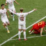 Denmark Melenggang ke Perempat Final Euro 2020 Usai Bungkam Wales 4 Gol