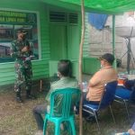 Warg Landak Dapat Bantuan Rumah Layak Huni Dari TNI