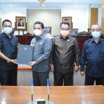 LKPJ Wali Kota Pontianak TA 2020, Eksekutif Akan Tindaklanjuti Rekomendasi Legislatif