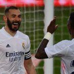 Tundukkan Eibar 2-0, Real Madrid Ambil Alih Posisi Barcelona di Klasemen