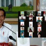 Siswi SD Ngeluh di Depan Jokowi: Saya Mau Sekolah Tatap Muka, Kelamaan di Rumah Jenuh Pak