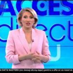 Sedang Live, Presenter TV Ini Malah Diserang Wanita Telanjang