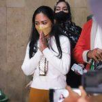 Usai Diperiksa Polisi, Rachel Vennya Kabur sambil Dipeluk Salim Nauderer