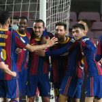 Liga Spanyol: Barcelona Gusur Madrid Usai Tekuk Huesca