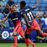 Dramatis! Gol Injury Time Thomas Lemar Bawa Atletico Madrid Atasi Espanyol