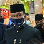 Peringati 1 Muharam, Gubernur Anies: Ini Tahun Islam Bermasker