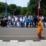 Angka Positif Covid-19 Indonesia Turun, 'Jangan Senang Berlebihan'