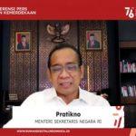 Rumah Digital Indonesia Diluncurkan, Perayaan Kemerdekaan Pindah ke Platform Digital